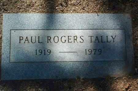 TALLY, PAUL ROGERS - Yavapai County, Arizona | PAUL ROGERS TALLY - Arizona Gravestone Photos