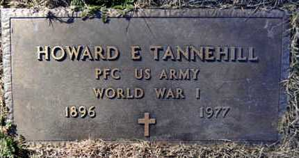 TANNEHILL, HOWARD EARL - Yavapai County, Arizona | HOWARD EARL TANNEHILL - Arizona Gravestone Photos