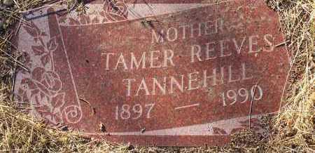 REEVES, TAMER FLORA - Yavapai County, Arizona | TAMER FLORA REEVES - Arizona Gravestone Photos