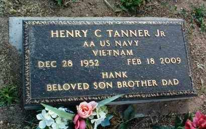 TANNER, HENRY C. (HANK) - Yavapai County, Arizona | HENRY C. (HANK) TANNER - Arizona Gravestone Photos