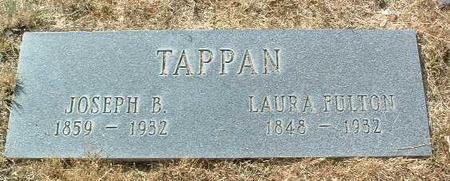 TAPPAN, JOSEPH BEAN - Yavapai County, Arizona | JOSEPH BEAN TAPPAN - Arizona Gravestone Photos