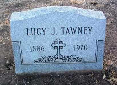 TAWNEY, LUCY JOHANNA - Yavapai County, Arizona | LUCY JOHANNA TAWNEY - Arizona Gravestone Photos