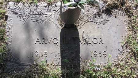 TAYLOR, ARVO LAWRENCE - Yavapai County, Arizona | ARVO LAWRENCE TAYLOR - Arizona Gravestone Photos