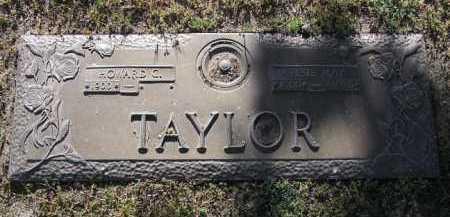 TAYLOR, HOWARD C. - Yavapai County, Arizona | HOWARD C. TAYLOR - Arizona Gravestone Photos