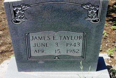 TAYLOR, JAMES EVERETT - Yavapai County, Arizona | JAMES EVERETT TAYLOR - Arizona Gravestone Photos