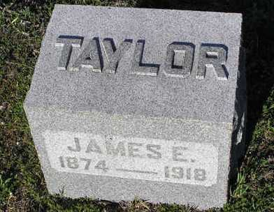 TAYLOR, JAMES E. - Yavapai County, Arizona | JAMES E. TAYLOR - Arizona Gravestone Photos