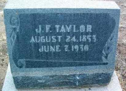 TAYLOR, JOSEPH FRANKLIN - Yavapai County, Arizona | JOSEPH FRANKLIN TAYLOR - Arizona Gravestone Photos