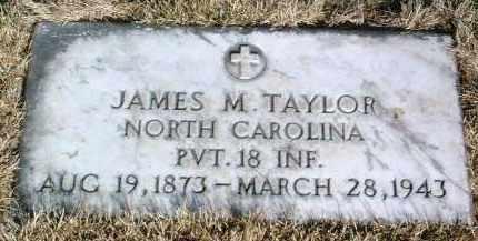 TAYLOR, JAMES MARION - Yavapai County, Arizona | JAMES MARION TAYLOR - Arizona Gravestone Photos