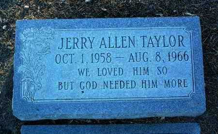 TAYLOR, JERRY ALLEN - Yavapai County, Arizona | JERRY ALLEN TAYLOR - Arizona Gravestone Photos