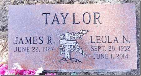 TAYLOR, LEOLA NADINE - Yavapai County, Arizona | LEOLA NADINE TAYLOR - Arizona Gravestone Photos