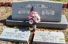 TAYLOR, DOROTHY V. - Yavapai County, Arizona | DOROTHY V. TAYLOR - Arizona Gravestone Photos