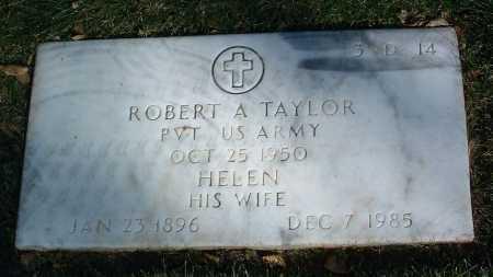 TAYLOR, ROBERT A. - Yavapai County, Arizona | ROBERT A. TAYLOR - Arizona Gravestone Photos
