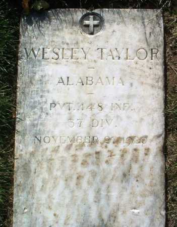TAYLOR, WESTLEY E. - Yavapai County, Arizona | WESTLEY E. TAYLOR - Arizona Gravestone Photos
