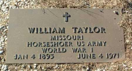 TAYLOR, WILLIAM - Yavapai County, Arizona | WILLIAM TAYLOR - Arizona Gravestone Photos