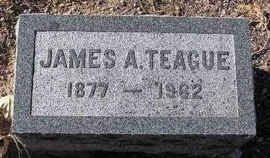 TEAGUE, JAMES A. - Yavapai County, Arizona   JAMES A. TEAGUE - Arizona Gravestone Photos