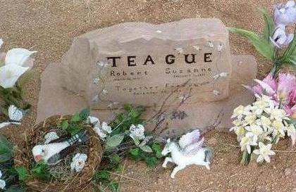 TEAGUE, SUZANNE L. - Yavapai County, Arizona | SUZANNE L. TEAGUE - Arizona Gravestone Photos