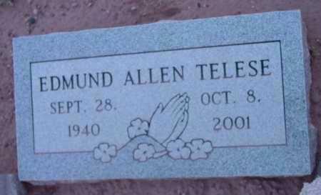 TELESE, EDMUND ALLEN - Yavapai County, Arizona | EDMUND ALLEN TELESE - Arizona Gravestone Photos