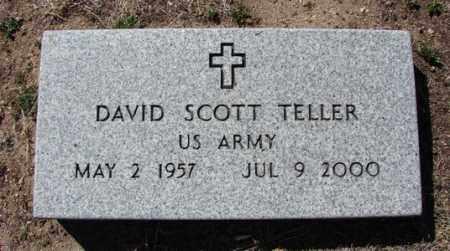 TELLER, DAVID SCOTT - Yavapai County, Arizona | DAVID SCOTT TELLER - Arizona Gravestone Photos