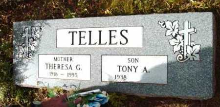 TELLES, TONY - Yavapai County, Arizona | TONY TELLES - Arizona Gravestone Photos