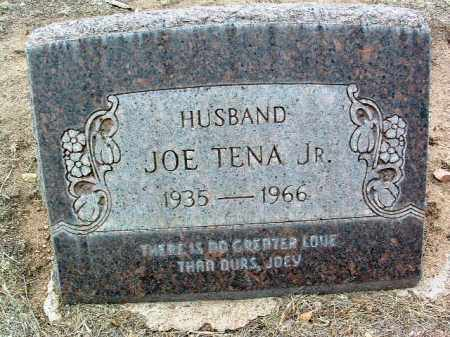 TENA, JOSE, JR. (JOE) - Yavapai County, Arizona | JOSE, JR. (JOE) TENA - Arizona Gravestone Photos