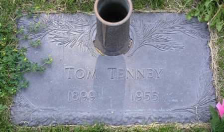TENNEY, TOM  (ANTHONY (IVINS) - Yavapai County, Arizona | TOM  (ANTHONY (IVINS) TENNEY - Arizona Gravestone Photos