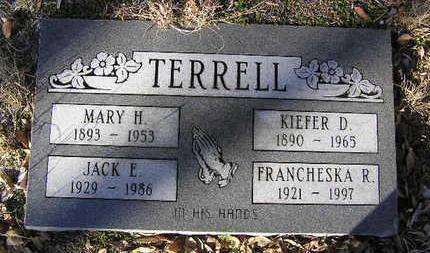 TERRELL, JACK ELMER - Yavapai County, Arizona | JACK ELMER TERRELL - Arizona Gravestone Photos