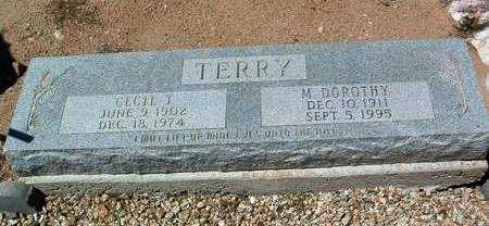 TEAGARDEN, M. DOROTHY - Yavapai County, Arizona | M. DOROTHY TEAGARDEN - Arizona Gravestone Photos