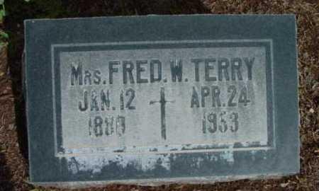 MCMANEMIN TERRY, ELLEN - Yavapai County, Arizona | ELLEN MCMANEMIN TERRY - Arizona Gravestone Photos