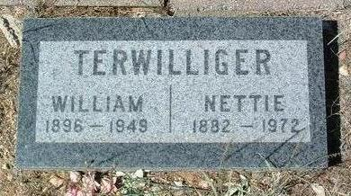 TERWILLIGER, WILLIAM - Yavapai County, Arizona | WILLIAM TERWILLIGER - Arizona Gravestone Photos