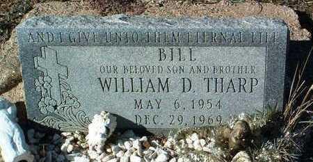 THARP, WILLIAM D. (BILLY) - Yavapai County, Arizona | WILLIAM D. (BILLY) THARP - Arizona Gravestone Photos