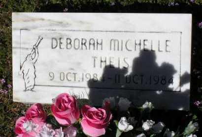 THEIS, DEBORAH MICHELLE - Yavapai County, Arizona   DEBORAH MICHELLE THEIS - Arizona Gravestone Photos