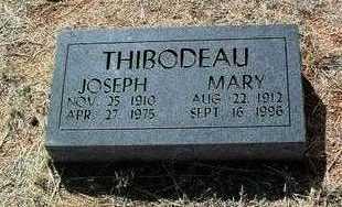 THIBODEAU, MARY - Yavapai County, Arizona | MARY THIBODEAU - Arizona Gravestone Photos