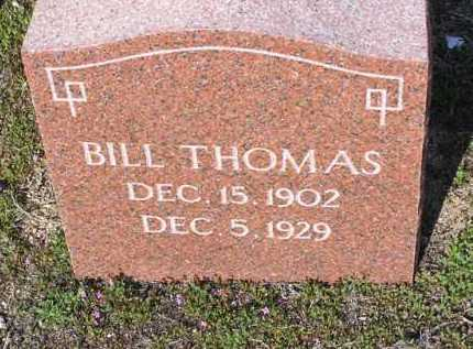 THOMAS, WILLIAM R. (BILL) - Yavapai County, Arizona | WILLIAM R. (BILL) THOMAS - Arizona Gravestone Photos