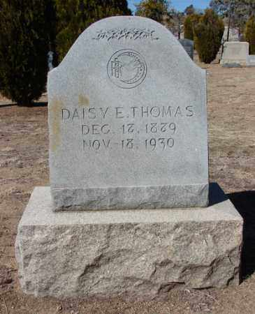THOMAS, DAISY E. - Yavapai County, Arizona | DAISY E. THOMAS - Arizona Gravestone Photos