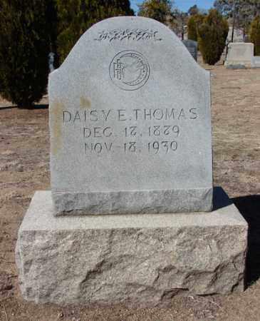 THOMAS, DAISY E. - Yavapai County, Arizona | DAISY E. THOMAS - Arizona Gravestone Photos