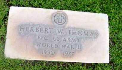 THOMAS, HERBERT WOODLAY - Yavapai County, Arizona | HERBERT WOODLAY THOMAS - Arizona Gravestone Photos