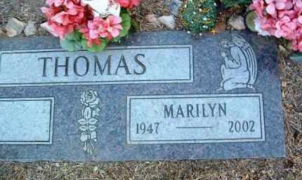 THOMAS, MARILYN JOAN - Yavapai County, Arizona | MARILYN JOAN THOMAS - Arizona Gravestone Photos