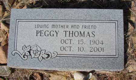 THOMAS, PEGGY - Yavapai County, Arizona | PEGGY THOMAS - Arizona Gravestone Photos