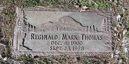THOMAS, REGINALD MARK - Yavapai County, Arizona | REGINALD MARK THOMAS - Arizona Gravestone Photos