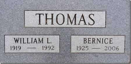 THOMAS, WILLIAM LEE - Yavapai County, Arizona | WILLIAM LEE THOMAS - Arizona Gravestone Photos