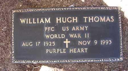 THOMAS, WILLIAM HUGH - Yavapai County, Arizona | WILLIAM HUGH THOMAS - Arizona Gravestone Photos