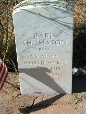 THOMASON, EARL - Yavapai County, Arizona | EARL THOMASON - Arizona Gravestone Photos