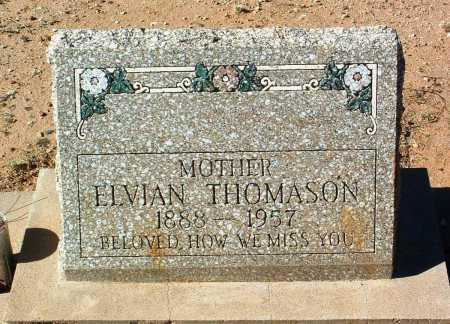 THOMASON, ELVIAN SARAH - Yavapai County, Arizona | ELVIAN SARAH THOMASON - Arizona Gravestone Photos