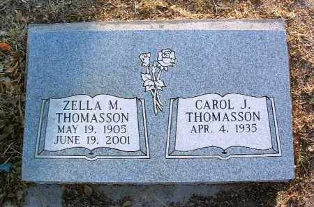 THOMASSON, CAROL J. - Yavapai County, Arizona | CAROL J. THOMASSON - Arizona Gravestone Photos