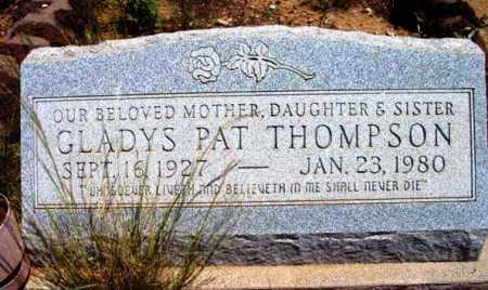 BONNER THOMPSON, G. - Yavapai County, Arizona | G. BONNER THOMPSON - Arizona Gravestone Photos