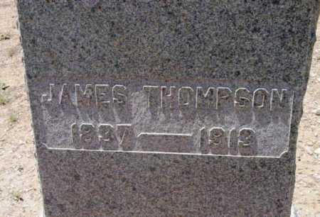 THOMPSON, JAMES - Yavapai County, Arizona | JAMES THOMPSON - Arizona Gravestone Photos