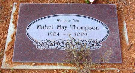 JONES THOMPSON, MABEL - Yavapai County, Arizona | MABEL JONES THOMPSON - Arizona Gravestone Photos