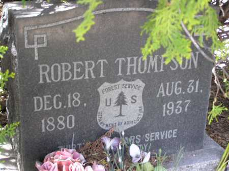 THOMPSON, ROBERT - Yavapai County, Arizona | ROBERT THOMPSON - Arizona Gravestone Photos