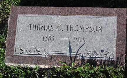 THOMPSON, THOMAS ORVILLE - Yavapai County, Arizona | THOMAS ORVILLE THOMPSON - Arizona Gravestone Photos