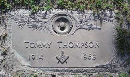 THOMPSON, CLARE ALMIRAN - Yavapai County, Arizona | CLARE ALMIRAN THOMPSON - Arizona Gravestone Photos